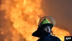 Украинадаги ёнғинда ҳалок бўлганлардан уч нафари ўт ўчирувчилардир.
