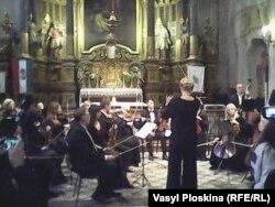 Під час концерту можна було послухати твори українських композиторів