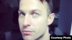 Олексій Мацука, головний редактор інтернет-порталу «Новости Донбасса» (фото користувача у Twitter)