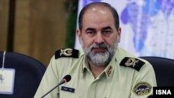 هادی شیرزاد، رئیس پلیس بینالملل نیروی انتظامی