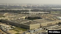 Будівля Пентагону, Міністерства оборони США, під Вашингтоном
