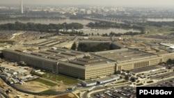 Здание министерства обороны США.