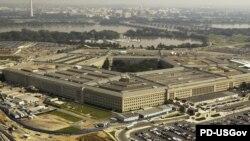 ԱՄՆ-ի պաշտպանության նախարարության շենքը՝ Պենտագոնը Վաշինգտոնում