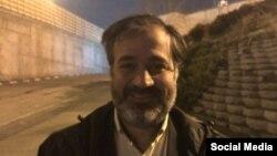 مهدی محمودیان پس از دو هفته بازداشت، ۲۷ بهمن ۹۸