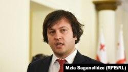 Ираклий Кобахидзе сегодня сообщил, что нанятые ими лоббисты намерены получить ответ от остальных 12 конгрессменов – авторов доклада