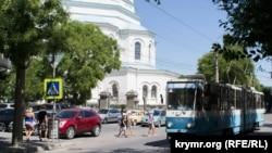Архивное фото: Евпатория, Крым