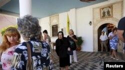 Греция. Шайлоочулар добушканада. 5-июль 2015