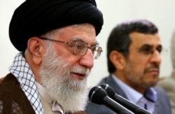 مخالفت خامنهای با کاندیداتوری احمدینژاد
