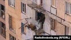 Руйнування внаслідок обстрілу в Авдіївці, архівне фото
