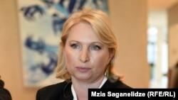 ეკონომიკის მინისტრი ნათია თურნავა