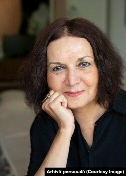 Magda Carneci/ Fotografie de Radu Sava