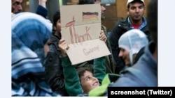 مهاجران سوری در آلمان