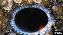 Ukraine -- gas, money, draft, Kyiv, 24Nov2008