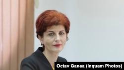 Președintele CSM, Nicoleta Țînț