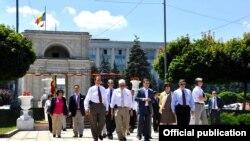 Delegația Congresului American în vizită la Chișinău