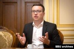 Сергій Пунь, відповідальний за реформу СБУ