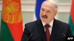Беларусь президенті Александр Лкукашенко.