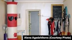 """Квартира """"Кубометр"""". Фото: Алена Агаджикова"""