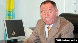Абуталип Ахметов, посол Казахстана в Таджикистане. (Фото из сайта посольства.)