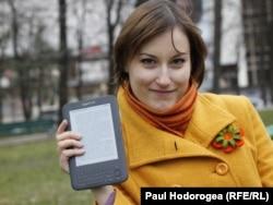 Kindle istifadəçisi
