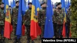 Omagiu la Chișinău adus victimelor războiului de pe Nistru