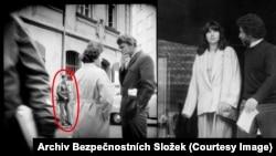 Tajno snimljene fotografije, neke od njih po prvi put objavljene, pokazuju kako je komunistička vlast Čehoslovačke špijunirala svoje građane.