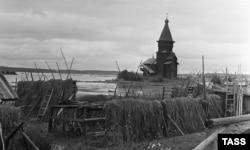 Успенская церковь в Кондопоге, 1978 год