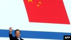 Кинескиот премиер Вен Џиабао.
