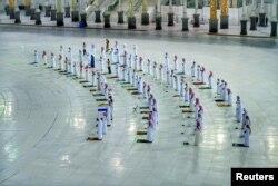 ARABIA SAUDITĂ - Rugăciune