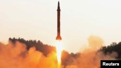Ракетне випробування в Північній Кореї, 28 травня 2017 року