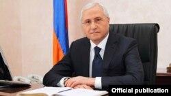 Սերգո Կարապետյան, արխիվ