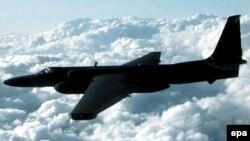 АҚШ әуе күштерінің U-2 барлаушы-ұшағы. Көрнекі сурет.