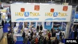 Hrvatski štand na Sajmu turizma, Foto: Vesna Anđić