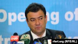 Спецпредставитель афганского президента по сотрудничеству со странами СНГ Шакир Каргар.
