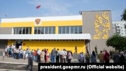 La Tiraspol, în ziua alegerilor