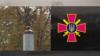 Пам'ятник бойовикам у формі емблеми ЗСУ. Що приховує символіка «ЛНР» і «ДНР»?
