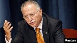 "OIC Secretary-General Ekmeleddin Ihsanoglu: ""Establishing a state of Palestine will help everybody."""