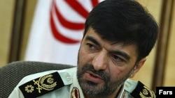احمدرضا رادان، جانشین فرمانده نیروی انتظامی