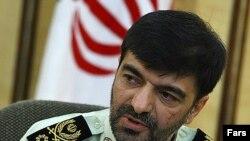 احمدرضا رادان، جانشین فرمانده نیروی انتظامی جمهوری اسلامی