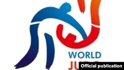 Логотип чемпионата мира по дзюдо среди молодежи.