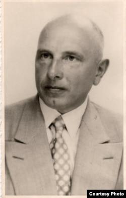 Степан Бандера, 1958 год
