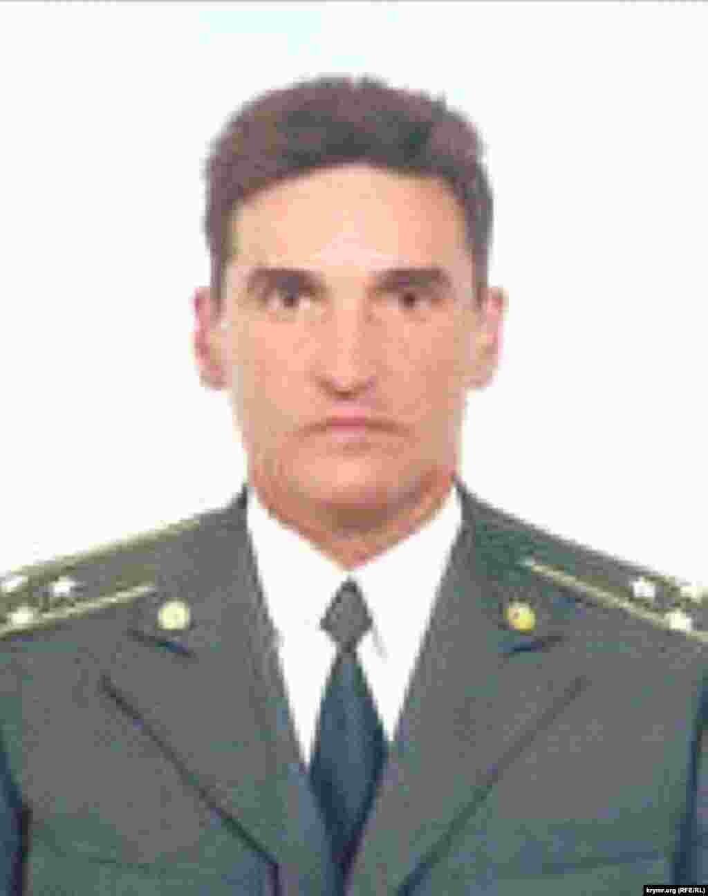 Николай Филиппов - сотрудник ФСБ в минсельхозе Крыма