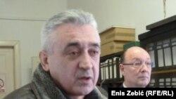 Veljko Odalović i Ivan Grujić u Zadru