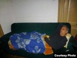 Андрей Урсу объявил голодовку в Бухаресте
