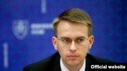 ортпаролот на еврокомесарот за проширување на Европската унија, Петер Стано