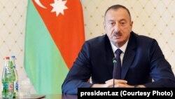 Президент Ильхам Алиев