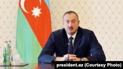 Ilham Aliyev (12 october, 2016)