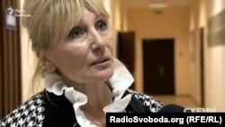 Член комісії Тетяна Нікітіна