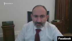 Премьер-министр Никол Пашинян, 19 февраля 2020 г.