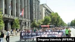 Beograd: Odata pošta stradalima u 'Oluji'